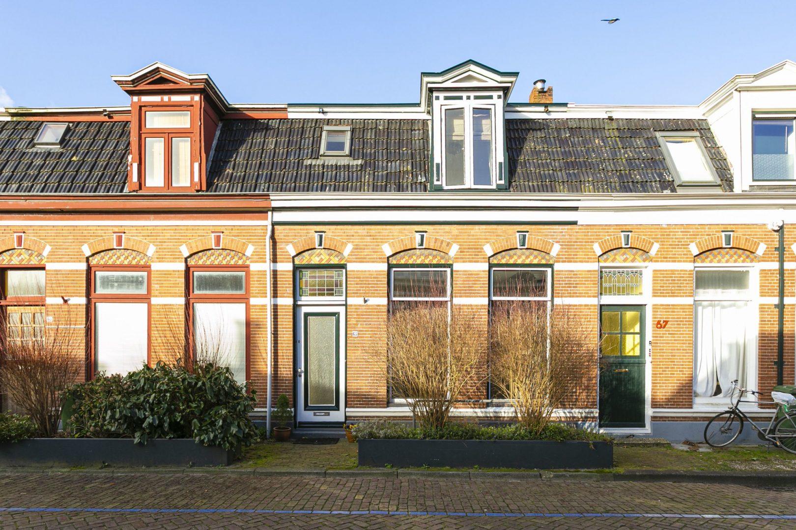 Leeuwarden – Paul Krugerstraat 65