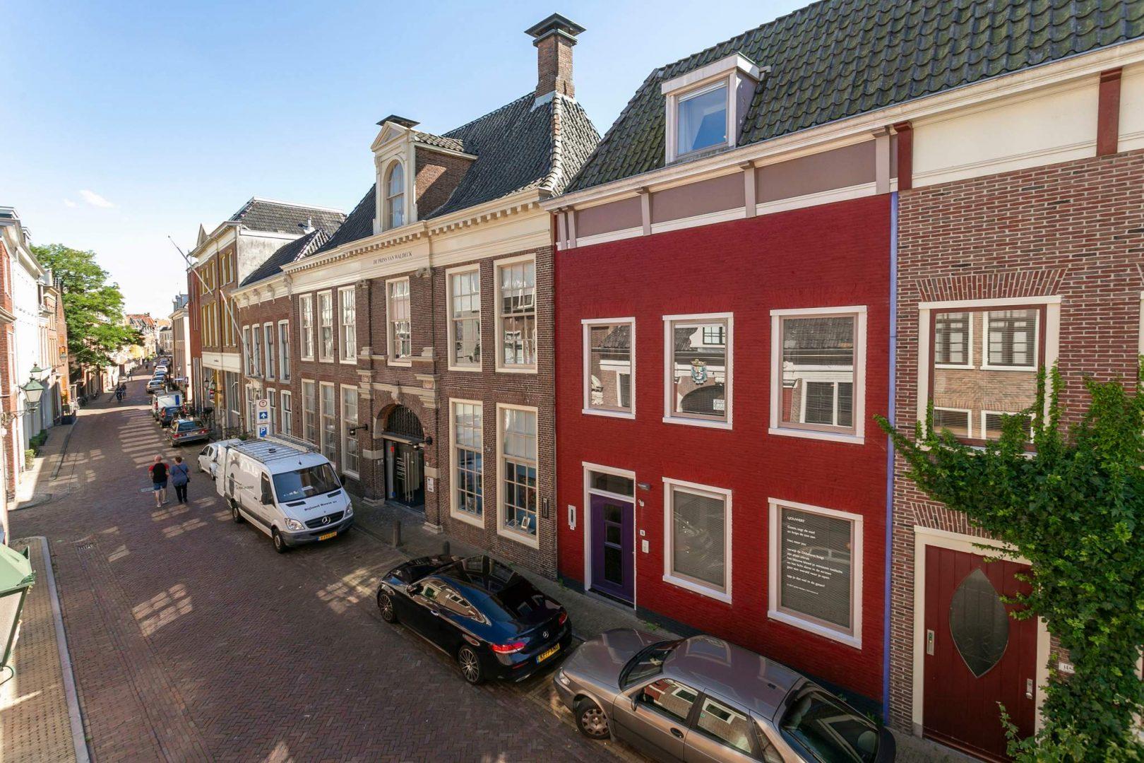 Leeuwarden – Grote Kerkstraat 16